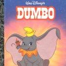 Walt Disney's Dumbo- a little  golden book -hb