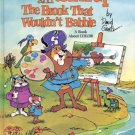 Captain Swifty and the Brook that Wouldn't Babble  by David Gantz- HB