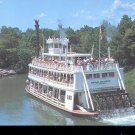Walt Disney World The Rivers of America- Disney - Postcard- (# 90)