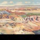 The Painted Desert -  Postcard- (# 63)