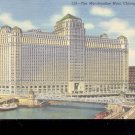 The Merchandise Mart-Chicago-  Postcard- (# 41)