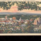 Picturesque sunset view of Asheville, N.C. -Postcard- (# 57)