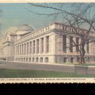 Natural History Building- U. S. National Museum- Postcard- (# 58)
