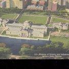 Museum of Science & Industries-   Postcard- (# 67)