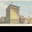 Hotel Statler, St. Louis-  Postcard- (# 34)