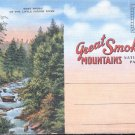 Great Smoky Mountains National Park-  Postcard Booklet- (# 109)