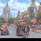 Walt Disney World  -Main Street, U.S.A.-  Postcard- (# 74)