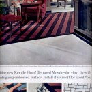 Feb. 12, 1963 -Kentile Vinyl Floors       ad (# 3465)