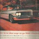 Nov. 10, 1961  Wide Track Pontiac for '62        ad  (# 126 )
