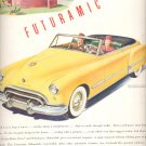 Aug. 9, 1948 Futuramic Oldsmobile      ad (#3450)