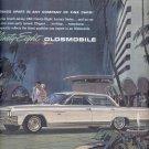 Feb. 12, 1963   Ninety Eight Oldsmobile    ad (#3456 )
