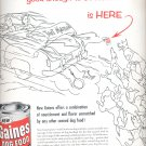 Sept. 12, 1955  Gaines Dog Food  ad (# 3514 )
