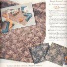 Sept. 12, 1955   Bigelow  Rugs Carpets   ad (# 3521 )