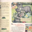 Aug. 3, 1953   Puss 'n Boots Cat Food     ad (# 3550 )