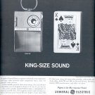 May 11, 1962    General Electric Radio      ad (#3596 )