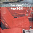 May 11, 1962   Monterey S-55 by Mercury    ad (#3608)