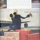 Feb. 17, 1959 Samsonite Streamlite Luxury luggage      ad (# 3677 )
