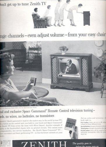 Feb. 17, 1959  Zenith TV         ad (# 3684 )