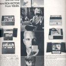 Dec. 3, 1965 - RCA Victor Tape Recorders       ad  (# 3690 )