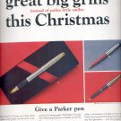 Dec. 3, 1965 - Parker Pen      ad  (# 3695 )