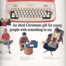 Dec. 3, 1965 - Royal Typewiter Company, Inc.     ad  (# 3697 )