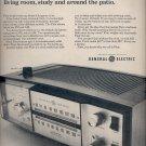 Dec. 3, 1965 -    General Electric radio   ad  (# 3702 )