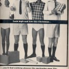 Dec. 3, 1965 -    Fuit of the Loom shirts and underwear   ad  (# 3708 )