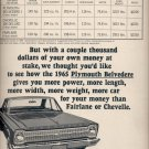 April 9, 1965   Plymouth Belvedere       ad  (# 3729 )