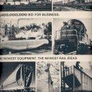 April 9, 1965    Association of American Railroads   ad  (# 3732 )