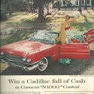 April 6, 1959     Conoco Dealer contest   ad (# 3757)
