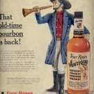 April 6, 1959      Four Roses Antique Whiskey   ad (# 3760)