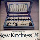 Aug. 1969  Kindness 24 hairsetter from Clairol        ad (# 3791)