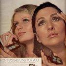 Feb. 1969 Avon cosmetics     ad (# 3805)