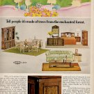 Oct. 1969 Stanley Furniture Company     ad (# 3813)