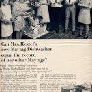 Oct. 1969    Maytag dishwasher    ad (# 3819)