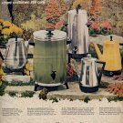 Oct. 1969    West Bend coffee makers    ad (# 3820)