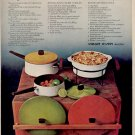 Oct. 1969     Wear- Ever pots    ad (# 3821)