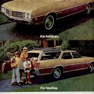 Oct. 1969 - 1970 Oldsmobile Vista- Cruiser ad (# 3827)