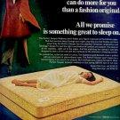 Oct. 1969 -   Serta Perfect Sleeper mattress and box spring  ad (# 3829)