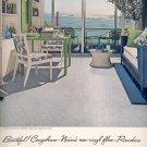 Oct. 1964    Congoleum-Nairn Fine Floors       ad (# 3844)