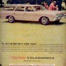 Nov. 1964  - 1965   Oldsmobile Vista- Crusier    ad (# 3849)