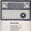 June 19, 1964    General Electric Radio -   ad (# 3863)