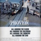 June 19, 1964     Oldsmobile Jetstar 88 rides the Dynamometer -   ad (# 3864)