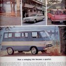 June 19, 1964     Dodge Wagons from Chrysler -   ad (# 3871)