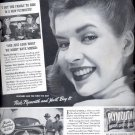 March . 24, 1941  Plymouth build great cars    ad (# 3907)