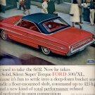 March 10, 1964   Ford Galaxie 500/XL     ad (# 3959)