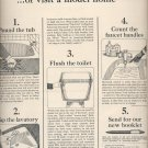 April 21, 1964  American-Standard Plumbing and heating division      ad (# 3984)