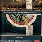 April 21, 1964    Gulf  Oil Corporation      ad (# 3985)