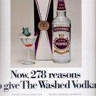 Dec. 13, 1968 Fleischmann's Royal Vodka    ad (# 5982)