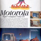 Oct. 22, 1966   Motorola Color TV    ad (# 3349)